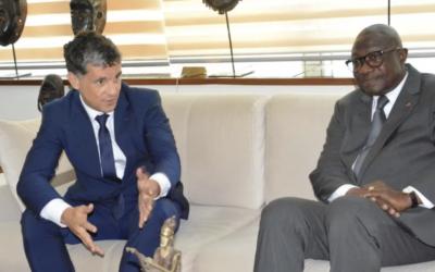 DÉVELOPPEMENT DU SPORT: WINWIN AFRIQUE SIGNE UNE CONVENTION AVEC LE MINISTÈRE DES SPORTS DE CÔTE D'IVOIRE