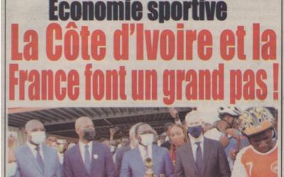 La France et la Côte d'Ivoire signent 4 conventions de partenariats